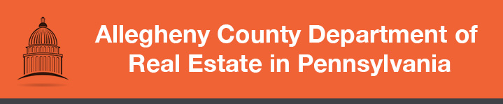 Allegheny County Department of Real Estate in Pennsylvania