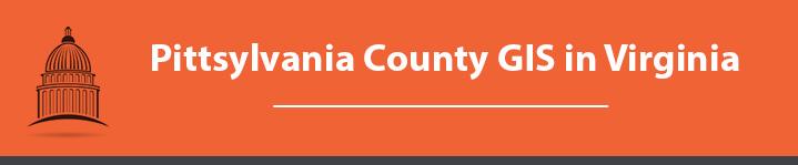 Pittsylvania County GIS in Virginia